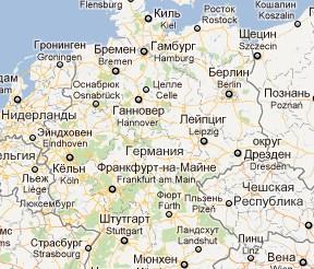 Maps-UK-York